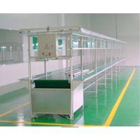 广州装配流水线 电子厂生产线 焊接生产线 包装生产线 装配线装箱 车间皮带流水线