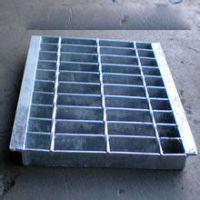 金华荣升供应排水沟盖板不锈钢格栅板窑井盖钢梯踏步市政栏杆热镀锌钢格板