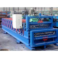 沧州和新元厂家直销 840-900双层压瓦机 彩钢瓦机 彩钢设备 压瓦机械