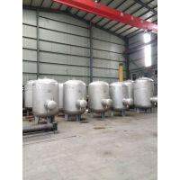 上海、江苏、浙江 当地的容积式换热器厂家 上海将星 酒店供热水洗浴专用半容积式换热器