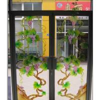 润彩平板打印机UV2513安全可靠 衣柜门打印机