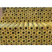 山西长期供应岩棉保温管防火岩棉板热力管道保温管(旗正)