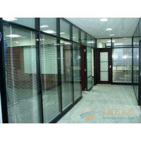 郑州玻璃门/郑州玻璃隔断/专业办公隔断