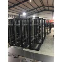 网络机柜加工厂家-济南博达加工定做机房网络机柜