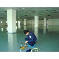 济南地坪工程环氧树脂地坪的施工工艺与养护技巧