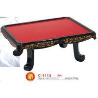 供应塑料日式桌子C-1115时尚餐桌