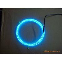 优质量产品畅销EL高亮度闪光发光线12V-220V电源带动