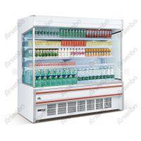 PBG-20 水果保鲜柜 超市水果风幕柜 立式冷藏展示柜 超市柜价格