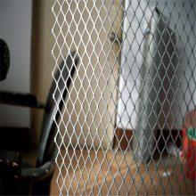 金属板网 菱形板网 圈墙钢板网