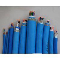 供应齐鲁牌铜芯聚乙烯绝缘聚乙烯护套交联电缆YJV32 2*6+1*4