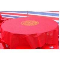 惠州鑫恒辉供应聚丙烯160cm宽幅75g红色无纺布制品强度较一般短纤产品为佳,强度无方向性,纵横向强