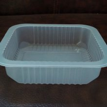 豆干豆皮塑料盒/真空气调pp塑料盒/鸭货真空锁鲜盒
