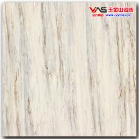 广东玉金山陶瓷西班牙米黄、意大利木纹大理石地板生产工厂J