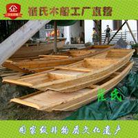 供应崔氏小木船水上保洁船手划船渔船乌篷船摆件