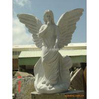 供应石雕-人物雕刻-欧式雕刻品-天使雕刻品