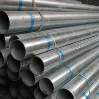 16*1.2热镀锌带钢管大棚管用