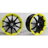 汽车轮毂修复技术