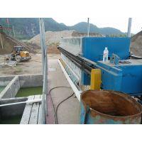 沙场制沙废水环保处理设备,洗沙泥浆压滤机