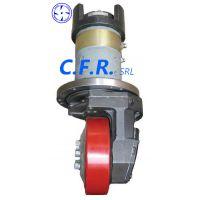 意大利CFR驱动轮MRT34电动堆高车AGV转向舵轮叉车行走系配件上海同普