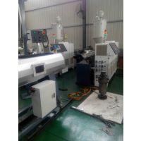供应PE-RT管材设备PERT地暖管挤出机生产线