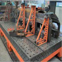 互换性,通用性,经济性等优势三维柔性焊接平台泊铸先进生产厂