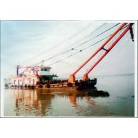 新品上海A字型浮吊船起重船工程船海上吊装租赁出租人气盐工1号