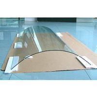 宜居大量供应热弯玻璃 弯钢化玻璃4 mm-10 mm