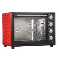 供应家庭用30升小型电烤箱带热风循环及旋转烤架可选