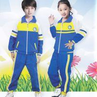 新款秋季幼儿园园服班服订做运动校服套装厂家订做