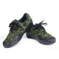 99作训鞋低帮迷彩解放鞋男士军鞋户外登山鞋数码林地军训鞋