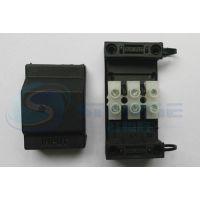 供应灯头GU10端子台双压接线盒