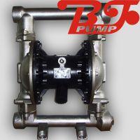 边锋泵业广州分公司供应广东地区气动隔膜泵(QBY3-40PFFF),广州周边客户可免费上门售后
