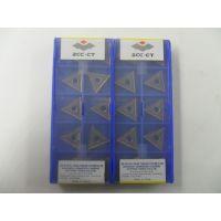 株洲钻石数控车刀片钢件TNMG160404/08-EM YBG205