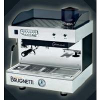 意大利安歌来牌BRUGNETTI GAMMA M单头电子香浓咖啡机联磨豆机