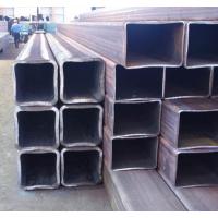 丹东550 550 22(Q345E材质)方矩管产品生产的规格和壁厚范围