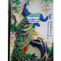 深圳龙岗爱普生3D瓷砖背景墙五色万能打印机