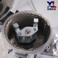 HK-08B流水式粉碎机厂家,旭朗机械打粉机,医药房专用磨粉机