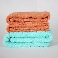 宏春纯棉浴巾 割绒印花沙滩巾批发