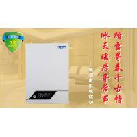 北京生产的采暖炉子 德深电采暖炉 电壁挂炉