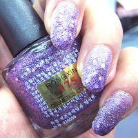 依芙悦指甲油同厂-NA自然天使 渐变快干环保 持久不易脱色 75紫色
