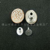 供应供应抹油滴胶工字钮、抹油滴胶工字扣、款式新颖