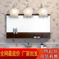 厂家批发 欧式现代 卫生间镜前灯 led浴室灯 限时促销