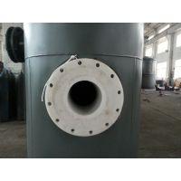 宝成碱钢衬塑储罐采用特种工艺整体一次成型
