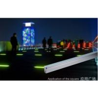 强壮灯饰供应LED地埋灯长方形条形埋地灯磨砂玻璃LED线条灯线型灯