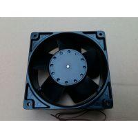 现货热销liying耐高温环境温度-30~150℃轴流风扇12038全金属铁叶风扇