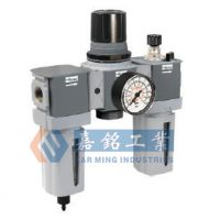 Parker派克 P32CA12GEANGLNW气源处理三联件 过滤器 减压阀 油雾器