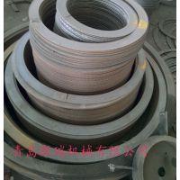 供应碳钢法兰,方管卷制法兰, 角铁圆圈法兰
