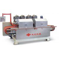 厂家供应鸿发HF-4-800 四组刀连续介砖机