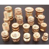 达晨五金制品厂精密生产电器连接紧固件铜螺柱,铜螺母连接件