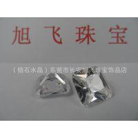 广西梧州彩色锆石批发 圆形锆石批发   异形锆石饰品订做